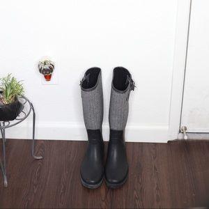 Banana Republic Rubber Boots | women's size 7